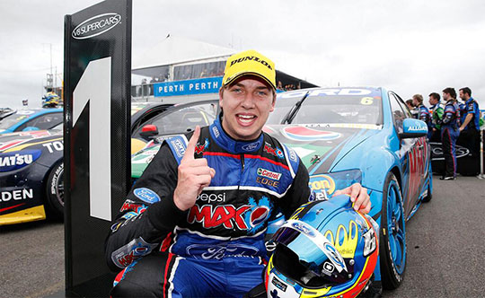 Chaz Mostert takes first win for FPR