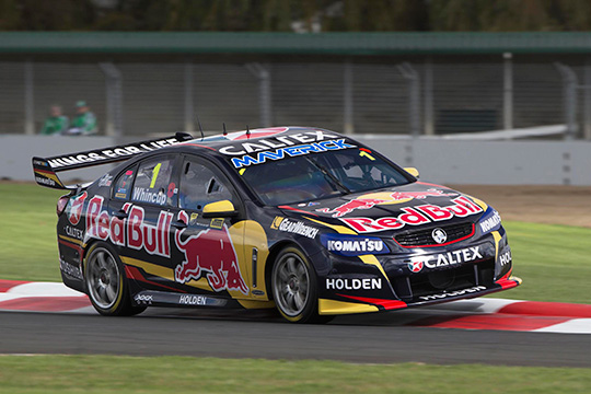 Holden extends its partnership with Red Bull Racing Australia