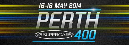 Perth 400 2014