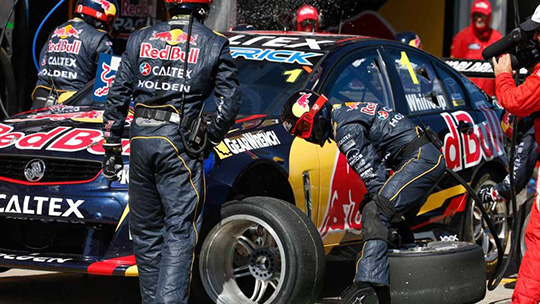V8 Supercars Pitlane penalty overhaul