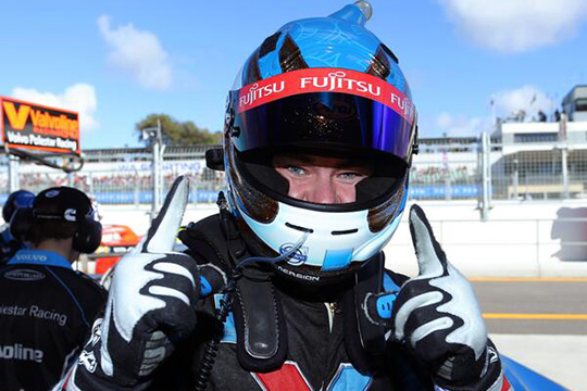Scott McLaughlin takes first championship win and Volvo's first victory in 28 years