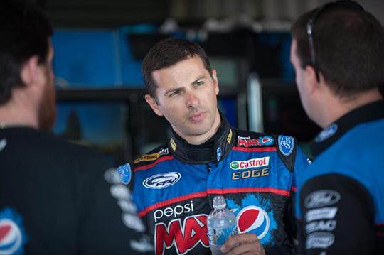 Steve Owen joins Mark Winterbottom for the 2014 Pirtek Enduro Cup