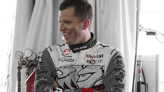 Gart Tander signs contract extension