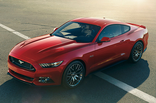 Could the Ford Mustang be a possible V8 Supercars contender