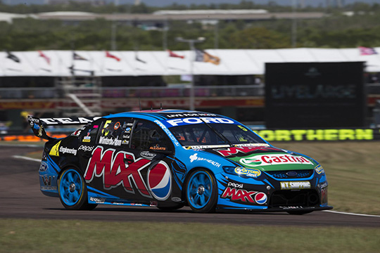 Mark Winterbottom wins Race 19 SKYCITY TripleCrown Darwin