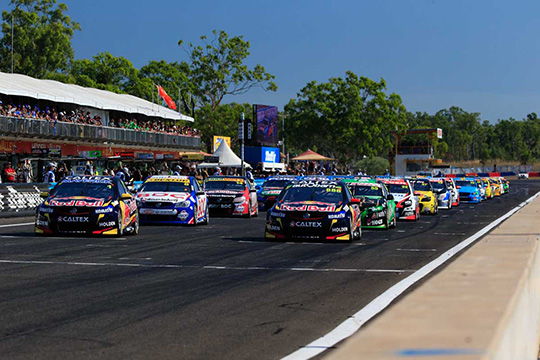 V8 Supercars grid expected to increase with REC sales