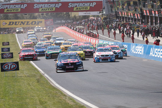 Three teams granted Bathurst 1000 wildcard entries