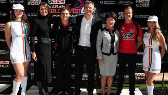 Castrol Edge named as new Gold Coast 600 title sponsor
