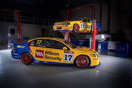 DJR reveal twenty year Bathurst 1000 anniversary livery