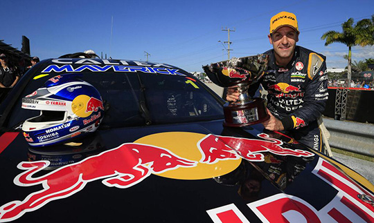 Jamie Whincup wins Townsville 500 opener