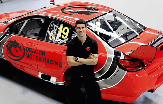 Kristian Lindbom joins Dragon Racing for Enduros