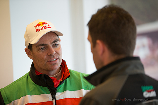 The Supercars Collective talk Spa 24 hour and V8 Supercars with Craig Lowndes