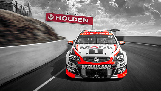 Holden Racing Team contract extension