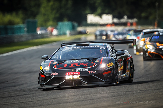 The Lago Racing Lamborghini