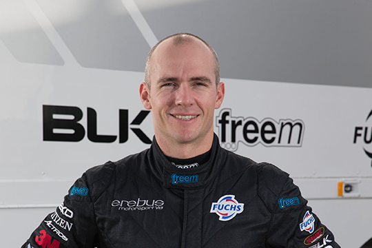 Lee Holdsworth signs new multi-year deal with Erebus Motorsport