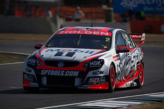 New HRT chassis for Tander
