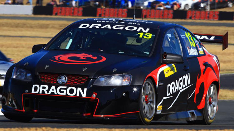 Dragon Motor Racing withdraw from Bathurst