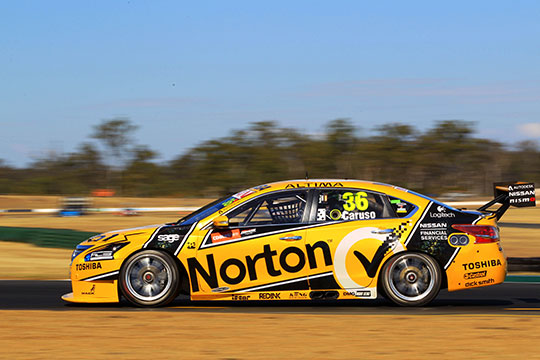 Norton withdrawing from Nissan Motorsport sponsorship
