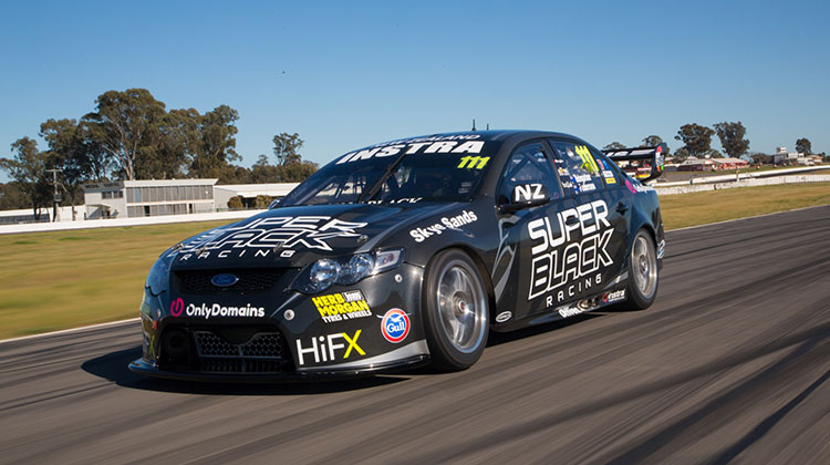 Super Black Racing test at Winton ahead of Bathurst 1000