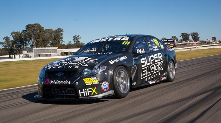 Super Black Racing test at Winton ahead of Bathurst 1000
