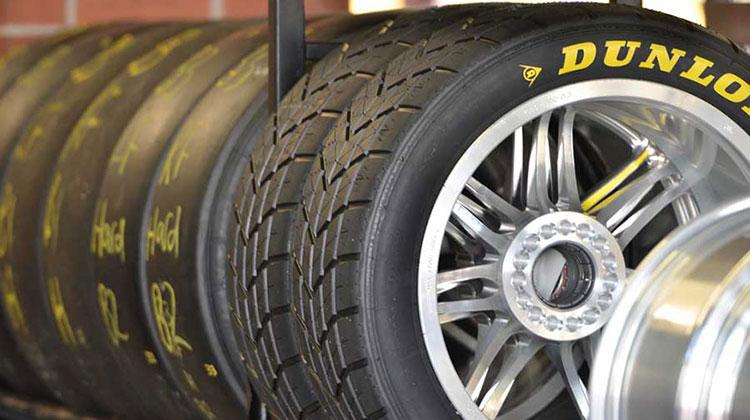 2014 V8 Supercars tyre compund