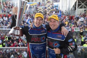 Chaz Mostert and Paul Morris win 2014 Bathurst 1000