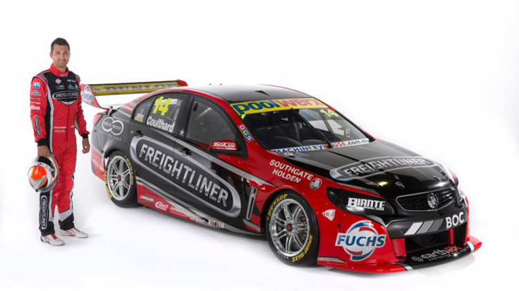 Freightliner Racing Holden Commodore