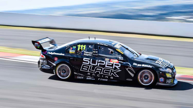 Super Black Racing announce 2015 V8 Supercars entry