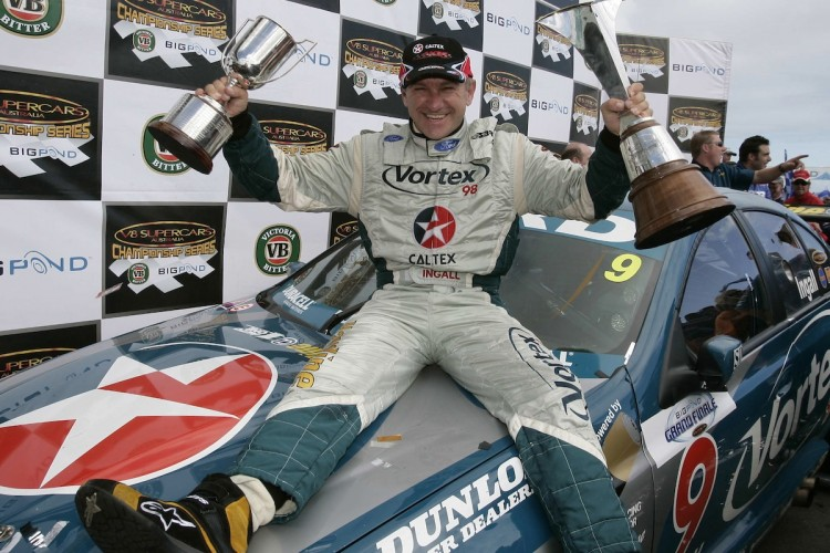 Russell Ingall 2005