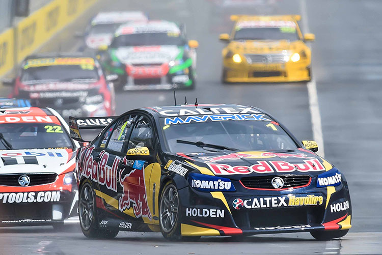 Jamie Whincup tops the 2014 season stats table