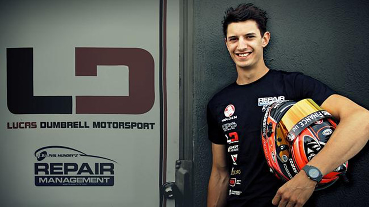 Nick Percat joins Lucas Dumbrell Motorsport in 2015