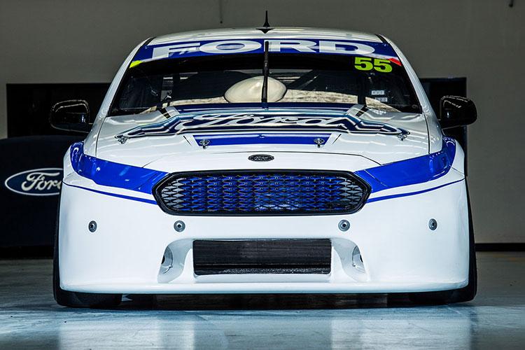 Ford Falcon FG X bodywork front view