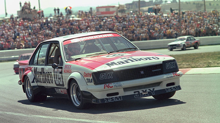 Holden Commodore name to race on in V8 Supercars