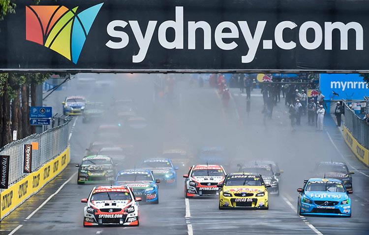 Sydney 500