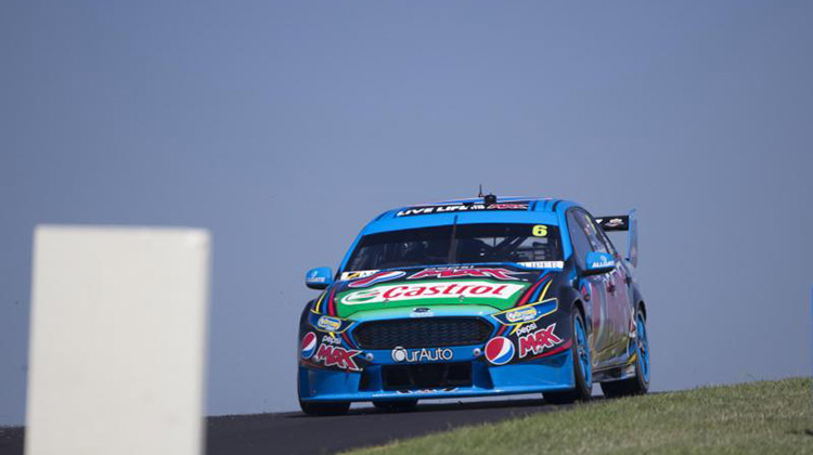 Chaz Mostert V8 SuperTest 2015