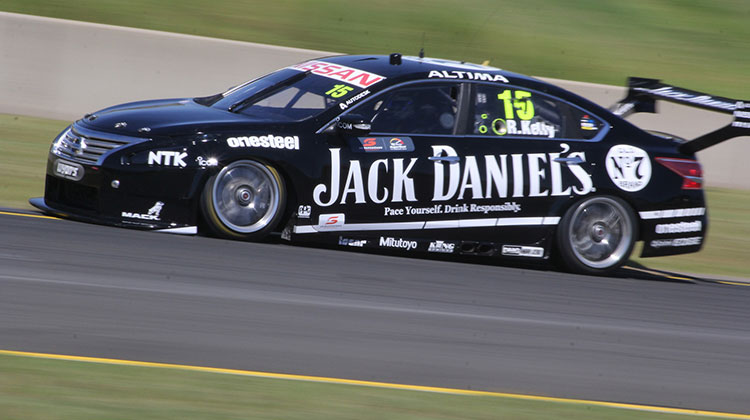 Rick Kelly V8 SuperTest 2015