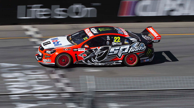 James Courtney Clipsal 500