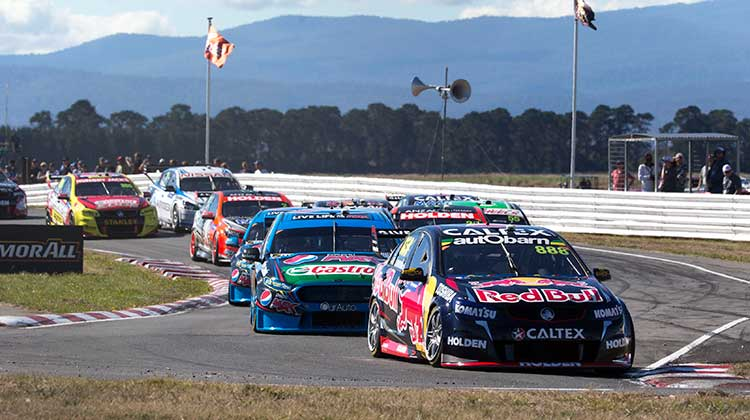 Red Bull Racing Australia clean sweep the Tasmania SuperSprint