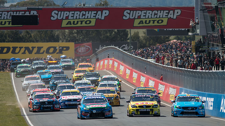 Dunlop Series teams eligible for Bathurst 1000 wild cards