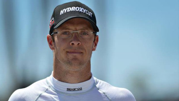 Sebastien Bourdais joins Lee Holdsworth for Enduro Cup