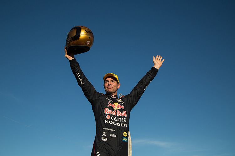 Craig Lowndes 100th win