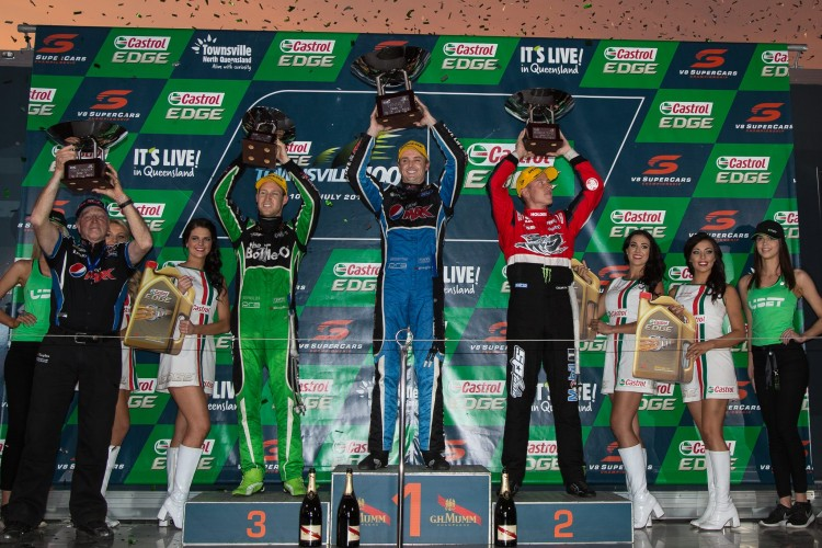 Mark Winterbottom doubles up in Townsville