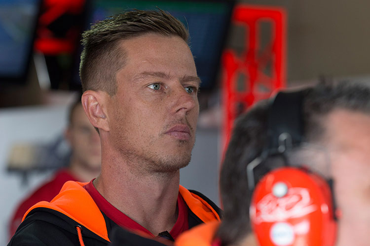 James Courtney ruled out of Sandown 500