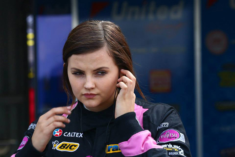Renee Gracie and Simona De Silvestro will campaign a wildcard entry at the Bathurst 1000