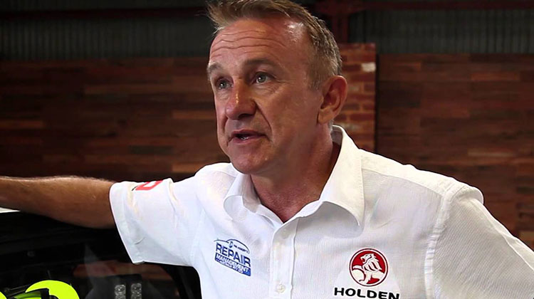Russell Ingall in for James Courtney at Sandown 500