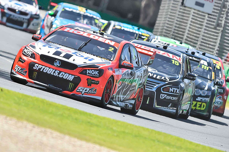 Format changes announced to 2016 V8 Supercars Championship