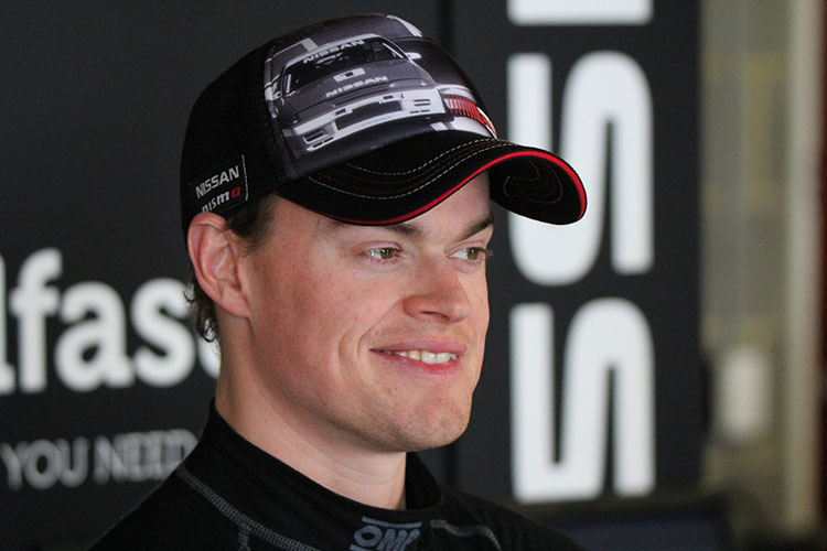 James Moffat joins Volvo Polestar Racing