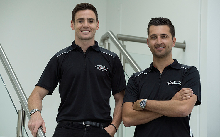 Fabian Coulthard joins Scott Pye at DJR Team Penske in 2016