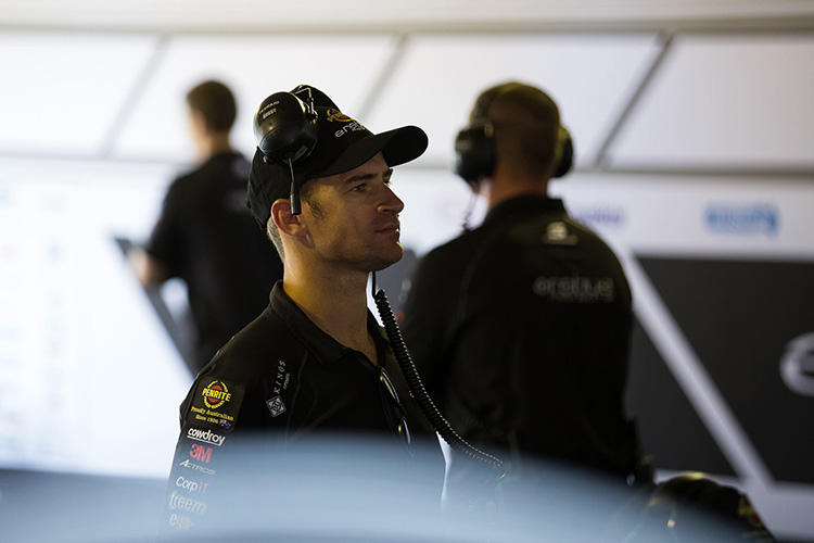 Will Davison to leave Erebus Motorsport