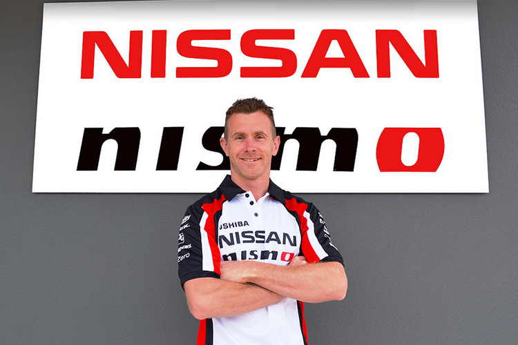 Dale Wood will join Nissan Motorsport in 2016
